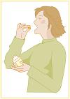 更年期女性イソフラボンサプリメント飲用
