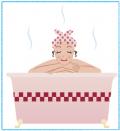 更年期女性「入浴2」